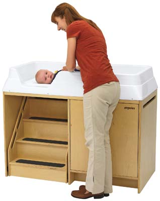 Angeles Changing Tables