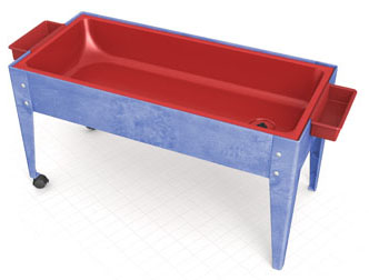 Child Brite Sand and Water Table