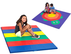 Mats for Rest and Active Play