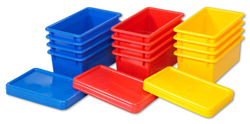 ECR 4 Kids Plasyti Trays and Totes
