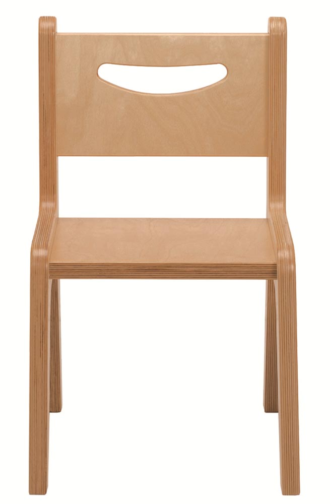 Whitney Brothers Plus Chair Natural