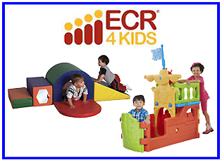 ECR for KIDS from Wood Etc Co