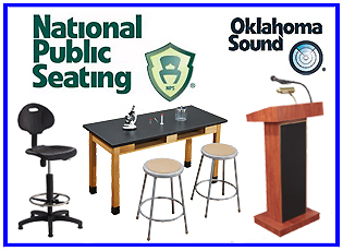National Public Seating products