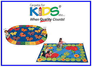 CARPETS for KIDS from Wood Etc Co