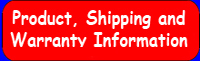 School furniture product, shipping, and warranty information